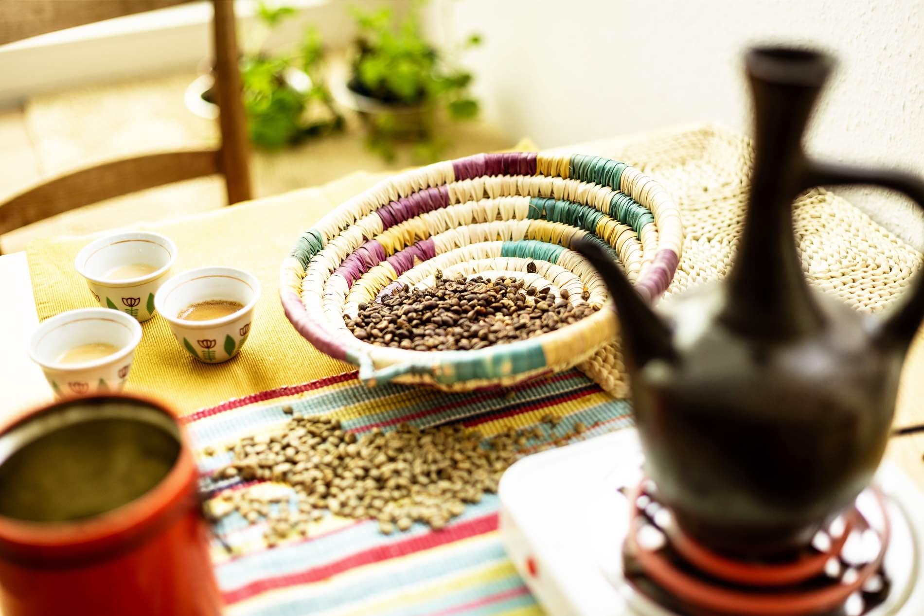 Habesha Food Ethiopian Coffee MG 3414