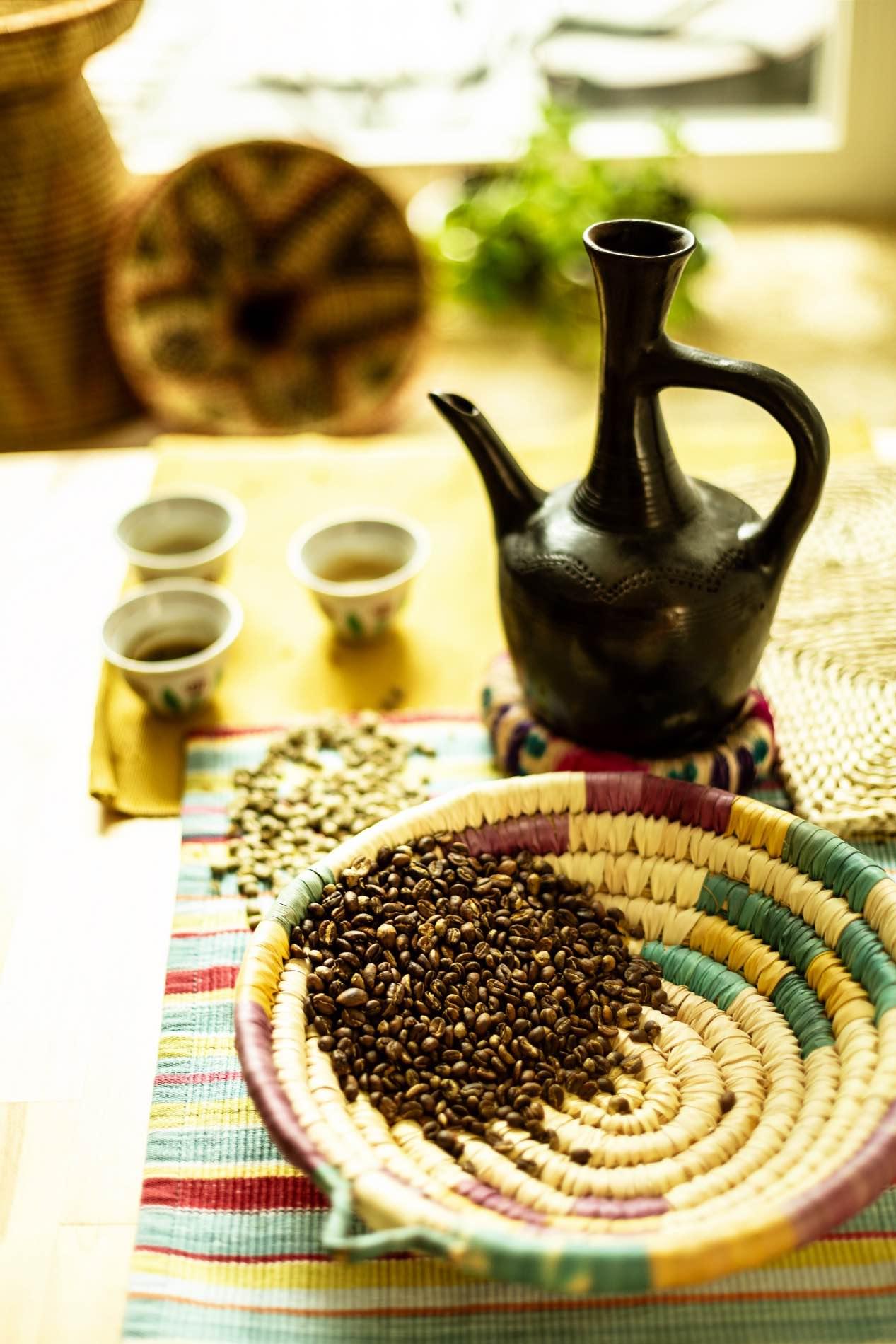 Habesha Food Ethiopian Coffee MG 3583