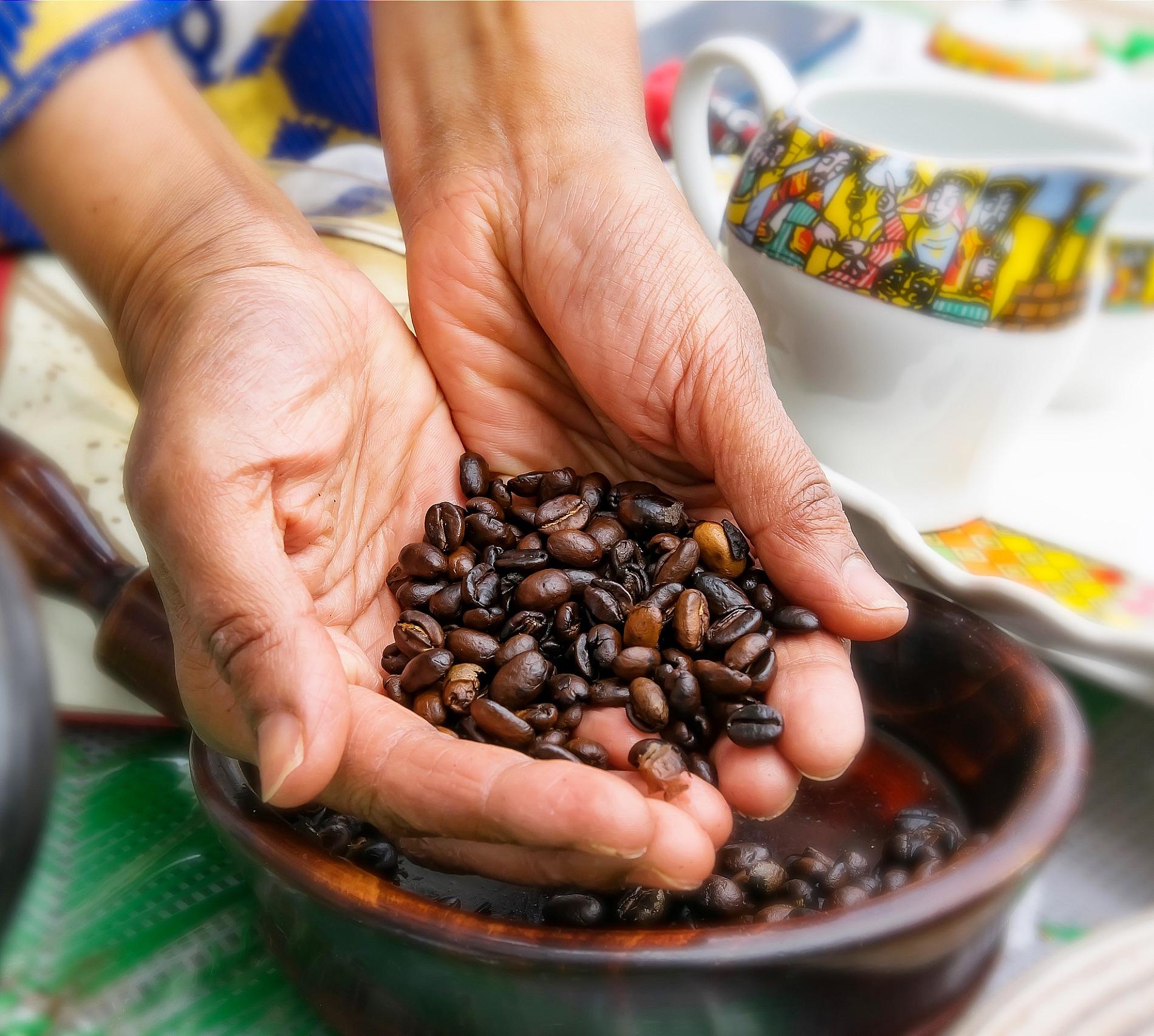 Dreamstime Habeshafood Coffeebeans Roasted Ethiopia 182097834 Web