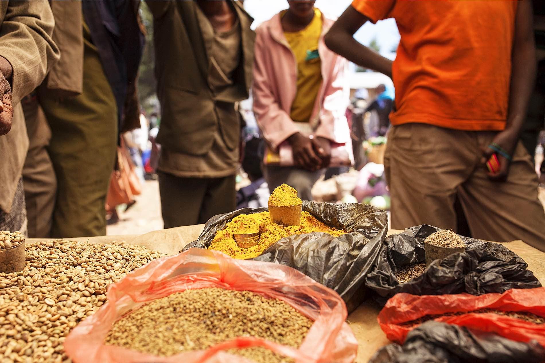 Dreamstime M Habeshafood Market Spices 48006600 Web